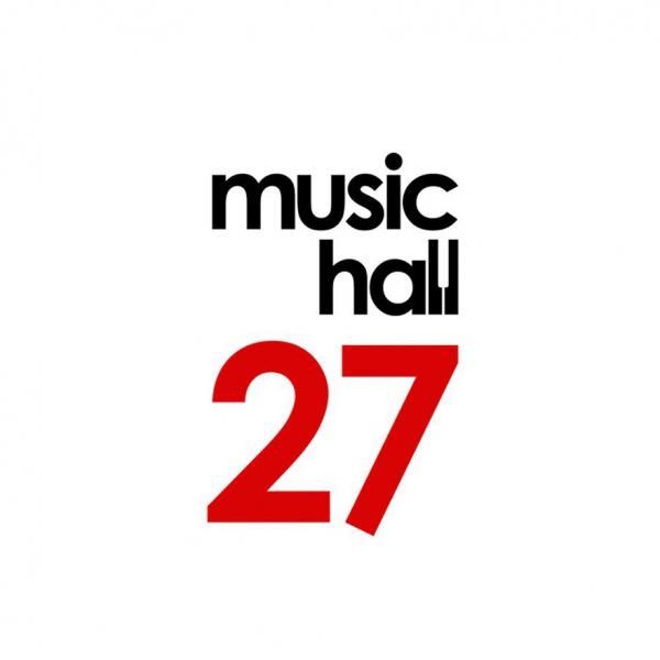 Логотип площадки Music Hall 27